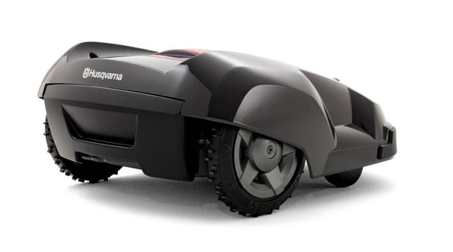 so funktioniert der automower von husqvarna rasen vertikutieren. Black Bedroom Furniture Sets. Home Design Ideas