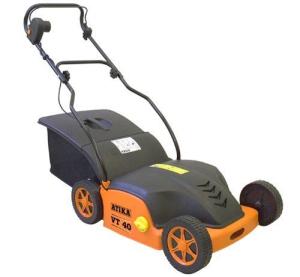 Atika 300754 Vertikutierer Rasenentlüfter VT 40, 2000 Watt