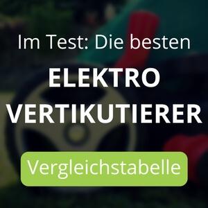 Vergleich: Die besten Elektro Vertikutierer